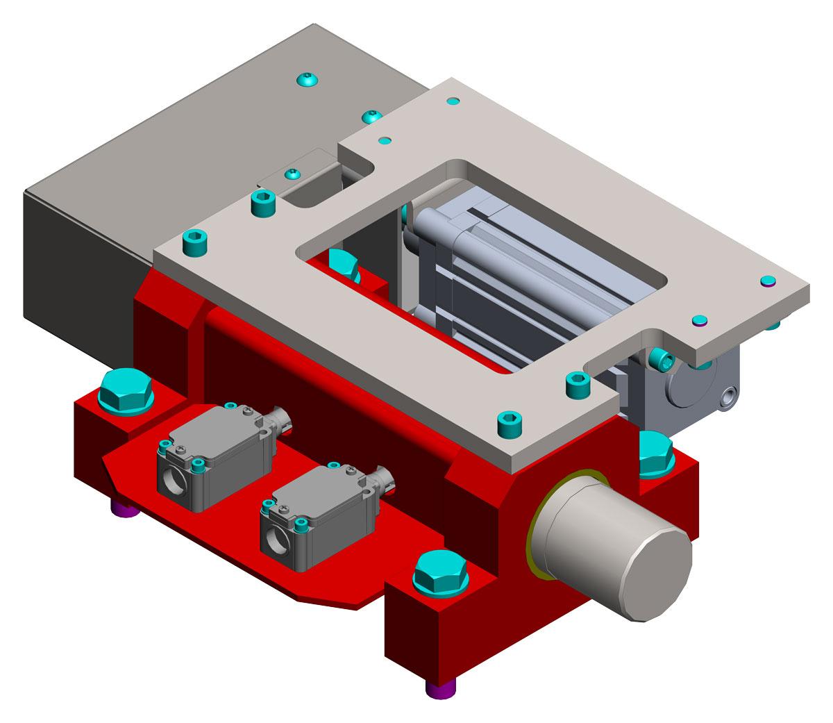 Beliebt Bevorzugt Buhl Maschinenbau e.K. | Verriegelungssysteme - Pneumatisch @FE_24
